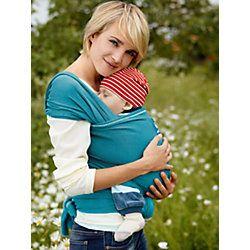 """Suchst Du noch nach einem schönen #Tragetuch für Dein #Baby? Das Modell """"Tragetuch sling"""" von manduca ist elastisch, stabil und gibt es in vielen, schönen Farben."""