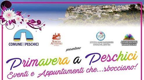 «Primavera a Peschici», eventi e appuntamenti che… sbocciano - http://blog.rodigarganico.info/2017/eventi/primavera-peschici-eventi-appuntamenti-sbocciano/