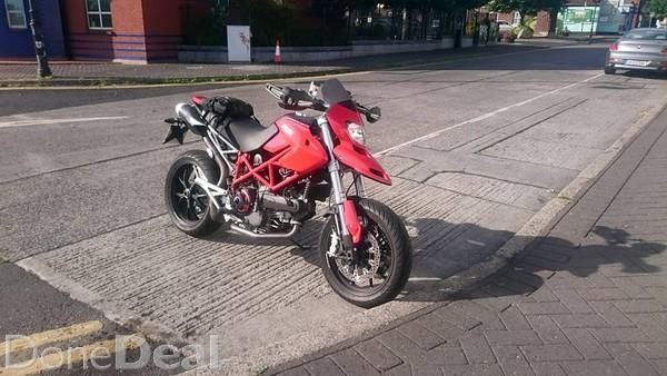 DUCATI HYPERMOTARD THEFT ..... WATCH VIDEO PLEASE