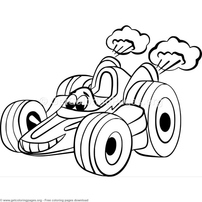 Race Car System