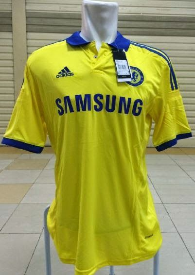 Chelsea Away 2014-2015..Harga 95.000,-