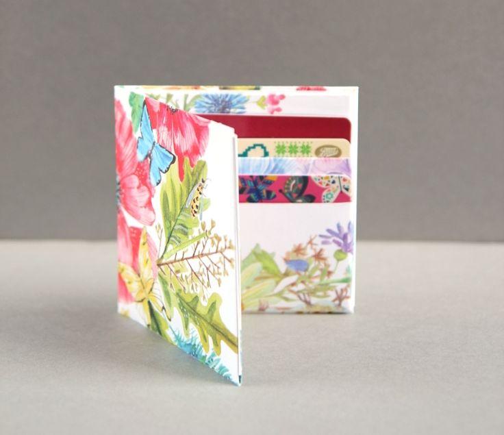 Кошелек из бумаги в технике оригами своими руками
