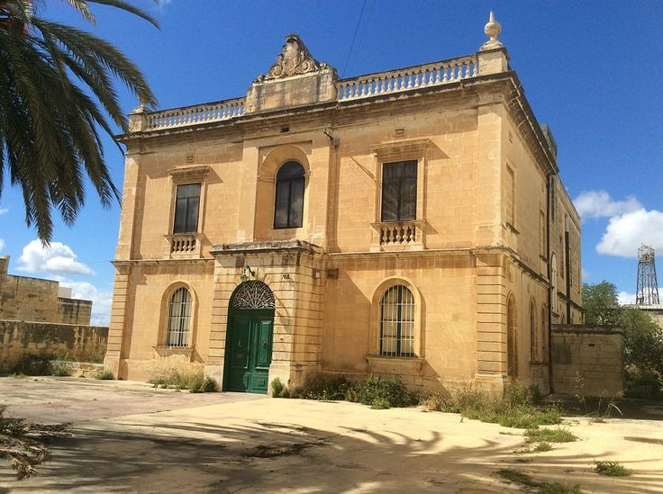 Masonic lodge - Malta