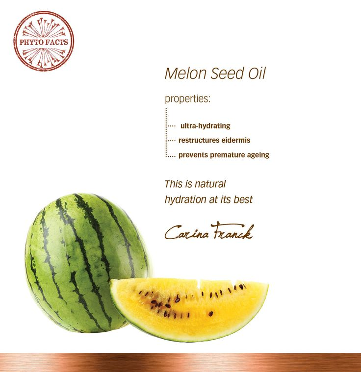 Benefits of Kalahari Melon Seed Oil