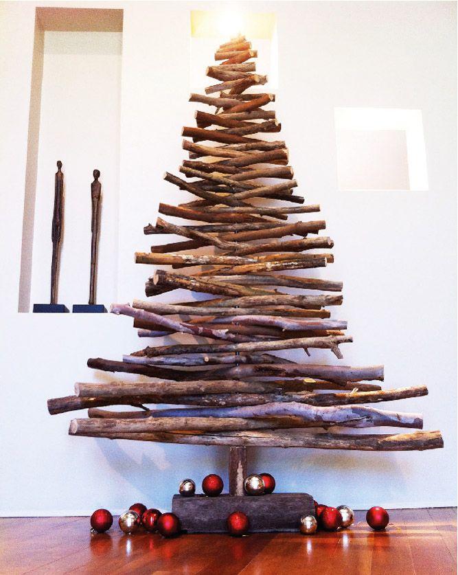 Arvore de natal em madeira - Google Search