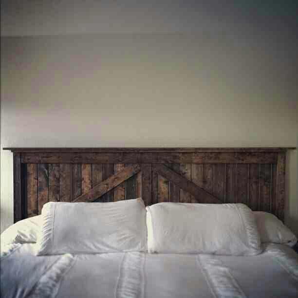 The 25+ best Barn door headboards ideas on Pinterest ...