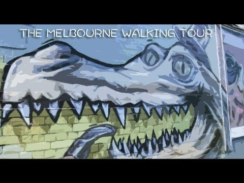 Melbourne walk tour part 2 I take a walking tour of Melbourne with airbnb locals http://chicvoyageproductions.com #melbourne #travelvideos