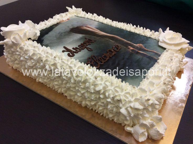 Preferenza 52 best TORTE DI COMPLEANNO images on Pinterest | Torte, Cake  BR06