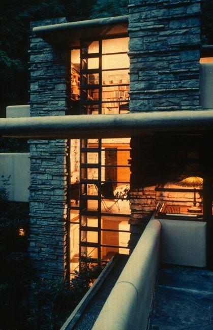 Les 204 meilleures images du tableau architecture - Architecture organique frank lloyd wright ...