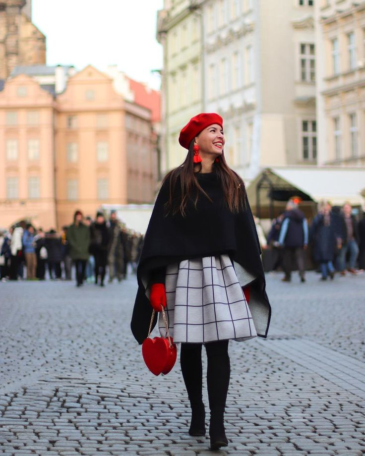 My first outfit for our trip in  beautiful Prague!