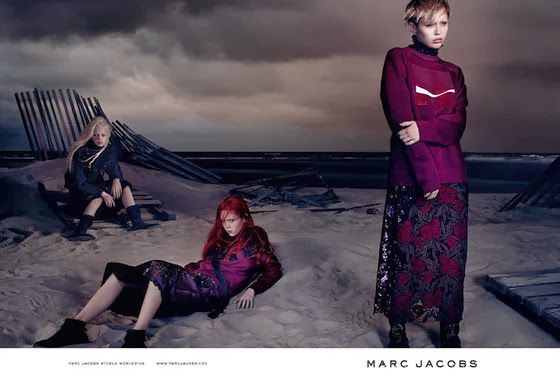 COOKED CULTURE: CAMPAIGN | MARC JACOBS SPRING 2014