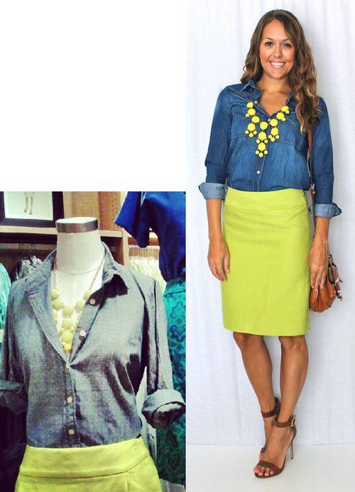 Todays Everyday Fashion: Citrus