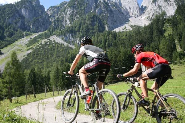 Cycling......