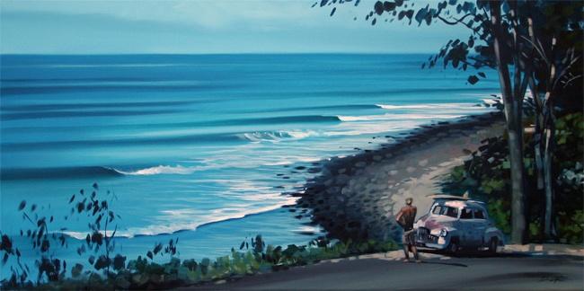 Noosa 66 #Bob_McTavish #Noosa #surf #Noosa_National_park