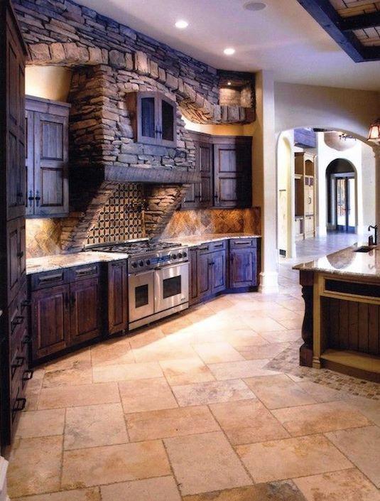 Beautiful Dark Kitchens best 25+ dark wood kitchens ideas on pinterest | beautiful kitchen