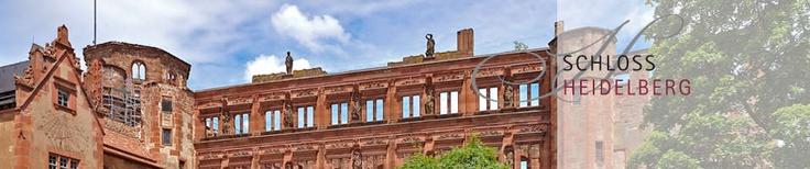 Die Ruine des Schlosses Heidelberg erhebt sich auf einer zum Neckartal vorgeschobenen Terrasse des Königsstuhls. Ursprünglich stand an dieser Stelle eine Burg, die in den Besitz Herzog Ludwigs von Bayern kam, als dieser 1225 mit der Pfalzgrafschaft belehnt wurde.