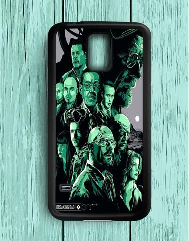 Breaking Bad Green Vector Samsung Galaxy S5 Case