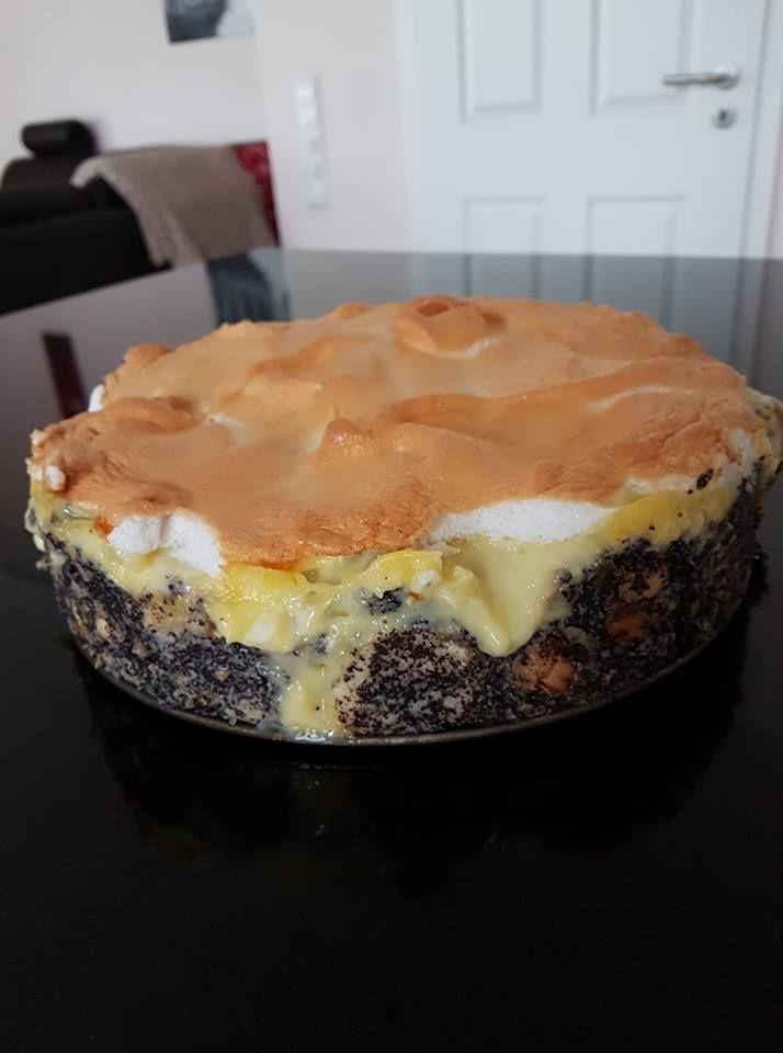 Mákos guba torta, így lesz az egyszerű finomságból valódi csodasüti!
