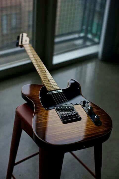 Cool custom tele