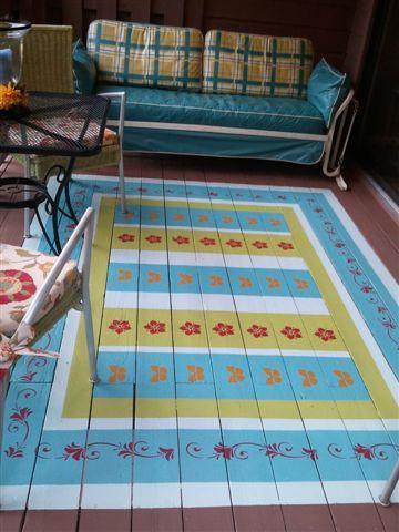 Best 25 Painted deck floors ideas on Pinterest Painted decks