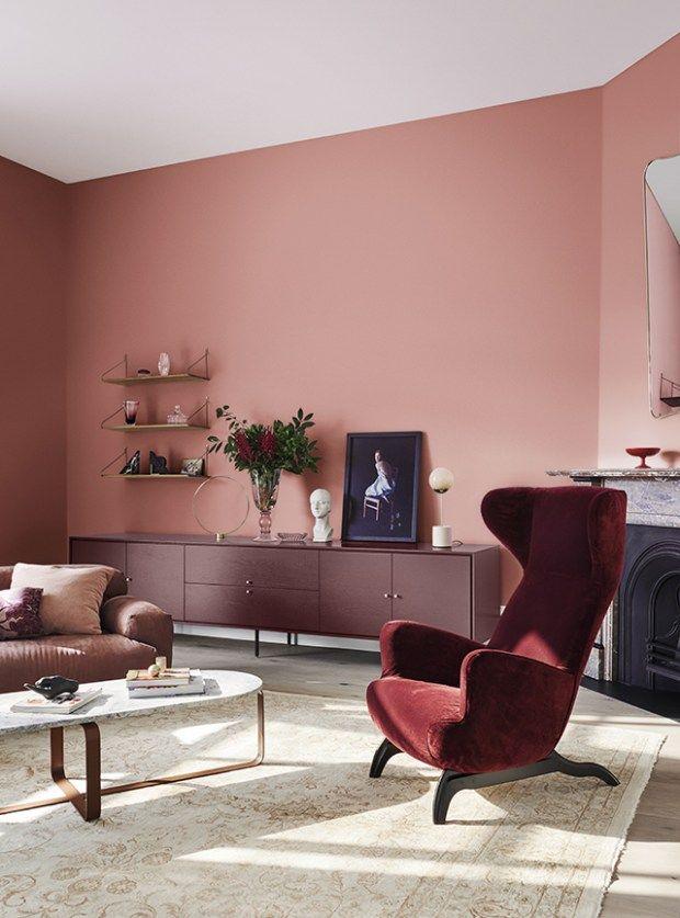 4 color trends 2019 dulux australia home styling pinterest rh pinterest com