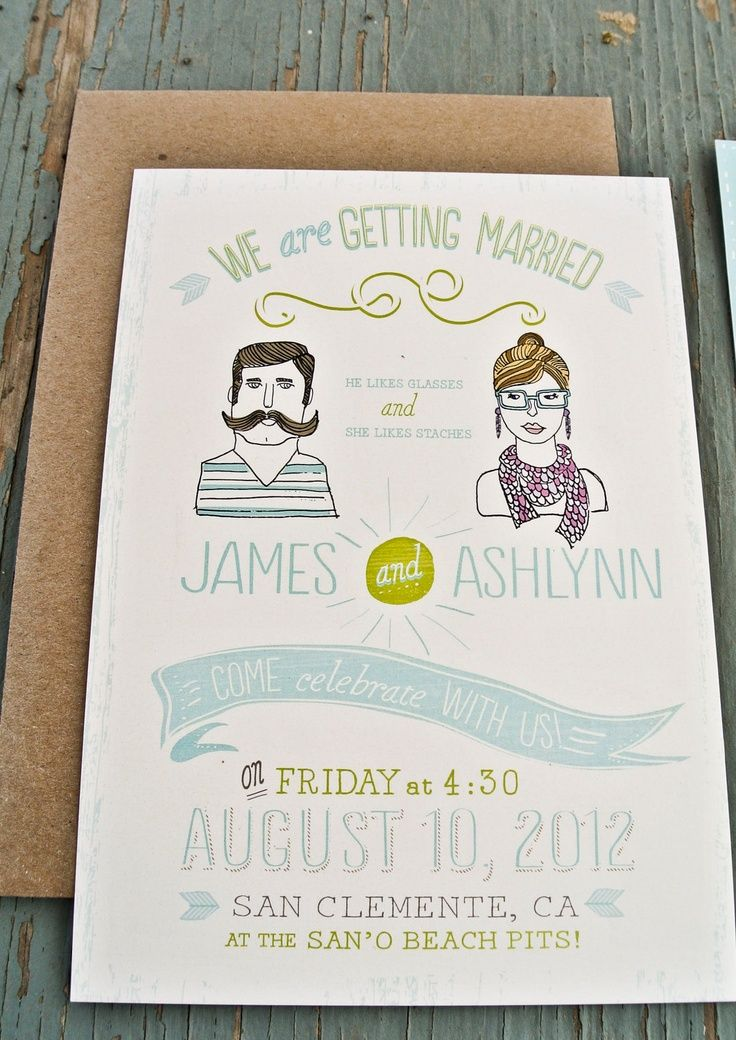 paper style wedding invitations%0A Romantic wedding in Washington DC I u    m doing this at my wedding Wedding  Invitation  Rustic and Retro Bohemian Style