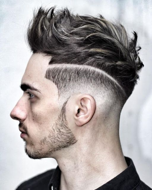 25 best ideas about hair designs for men on pinterest guy hair hair salon for men and. Black Bedroom Furniture Sets. Home Design Ideas