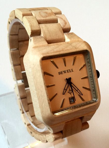 SALE ON ALL WOOD WATCHES! JUST IN TIME FOR FATHER'S DAY!!! FREE SHIPPING!!! The Pearl Wood watch - Sassy Posh - 1