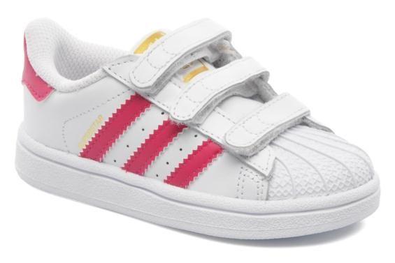 Adidas Originals SUPERSTAR FOUNDATION CF I Wit - Sneakers bij Sarenza.be (212318)