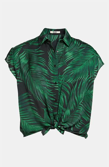 Palm Trees for Summer? This is the shirt.