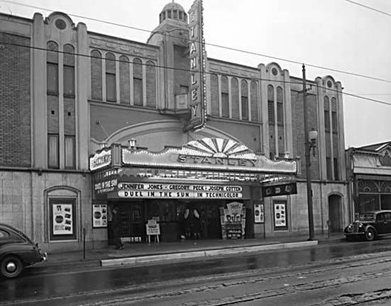 The Stanley Theatre is an Art Deco beauty on South Granville Street. Originally opened in 1931 as a cinema and vaudeville venue, today The Stanley hosts productions by the Arts Club Theatre Company.