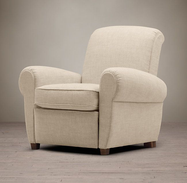 Parisian Upholstered Recliner. 36½ W x 40 D x 36 H $1895 & 26 best Weston - Recliners images on Pinterest | Recliners Living ... islam-shia.org