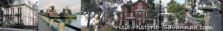 Savannah Museums, historic homes, and history