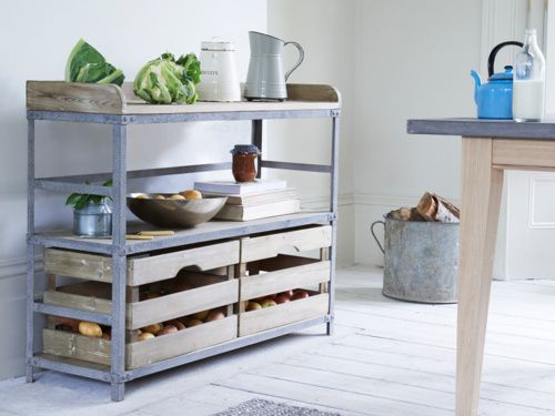 This is the sort of thing that as soon as you own one, you'll give it its own name. Hall Thing, The Drawers. Plonking Unit?