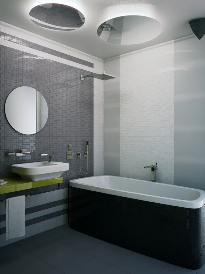 bathroom master bathroom ideas with gray color modern gray master bathroom ideas with green and white wall mounted bathroom vanity set and two led