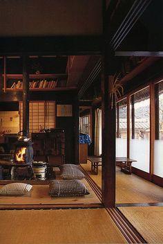 美しい和室 - 昭和な団地で外国みたいなインテリア