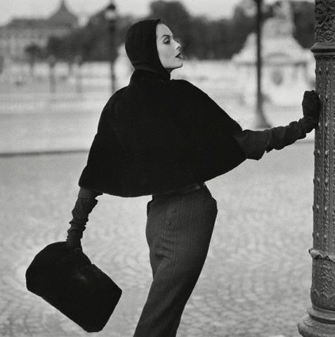 Henry Clarke Fashion Photographer of 50s Haute Couture. He worked for American, British and French Vogue Magazine.