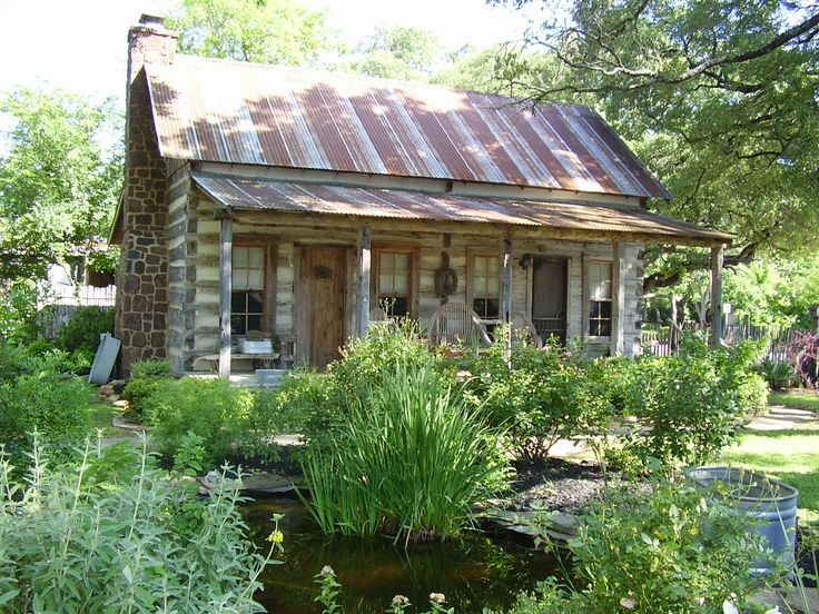 Great Cabin In Texas Hill Country Possible Guest Cabins