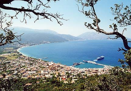 Travel To Kefalonia | Travel to Kefalonia island, Greece Copyright Marinet Ltd 2002-2012