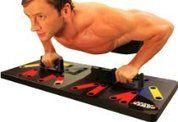 Fitness Equipment Store - Maximum Fitness Gear Power Press Push Up -Complete Push Up Training System