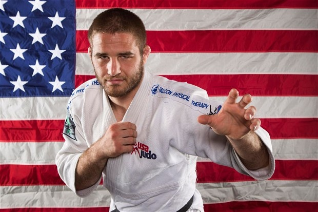 Travis Stevens - Judo - Team USA! Add Around The Rings on www.Twitter.com/AroundTheRings & www.Facebook.com/AroundTheRings for the latest info on the #Olympics.