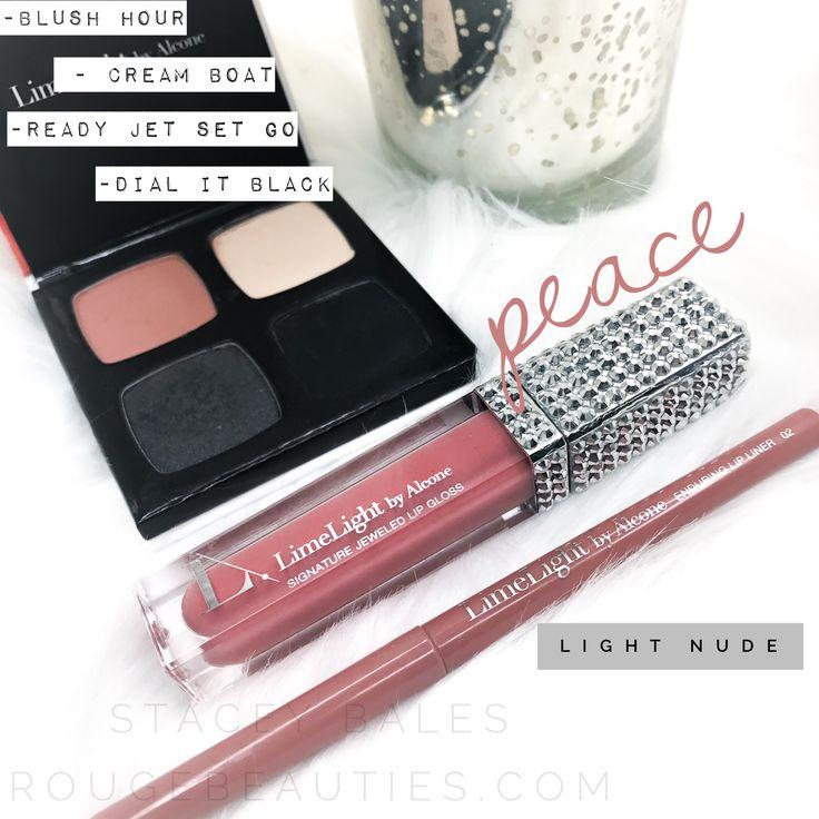 Customized smokey eye palette and nude lips ❤️