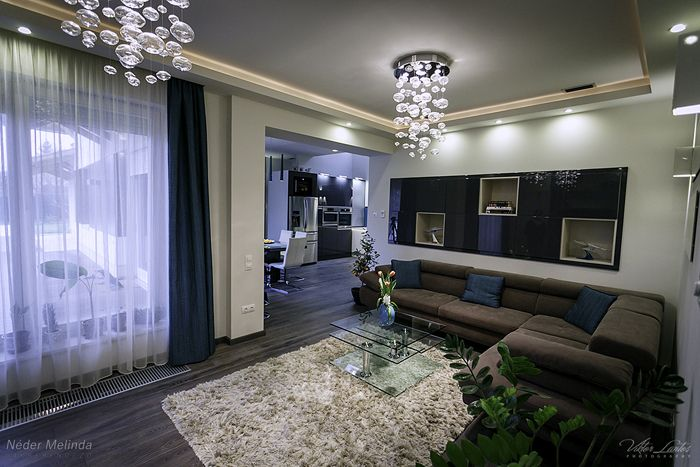 230 nm-es családi ház felújítása