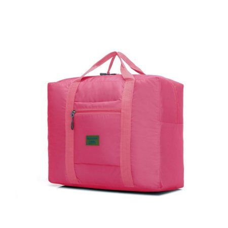 436bfc3f054b Foldable Lightweight Travel Duffel Bag Water Resistant Nylon Luggage ...