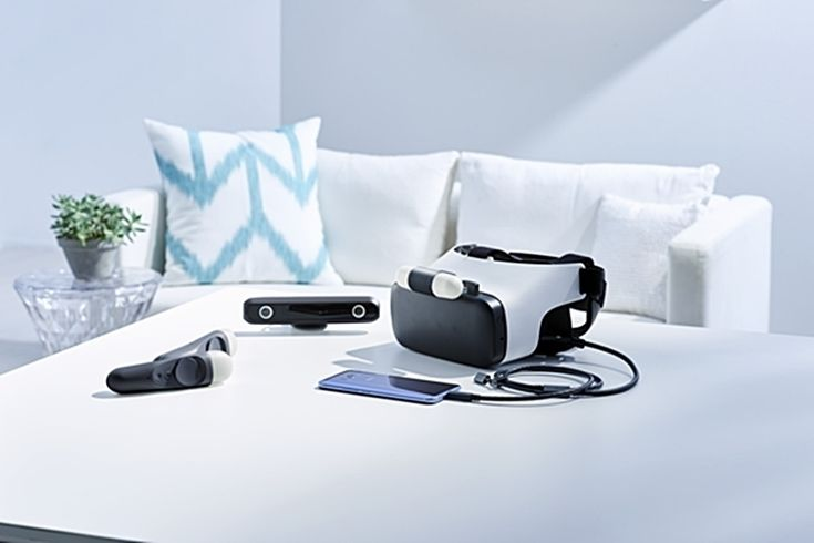 HTC Link Headset Brings Six Degrees Of Freedom To Smartphone VR