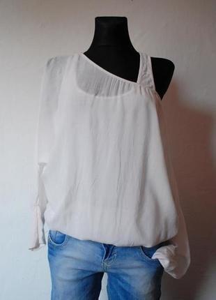 Kup mój przedmiot na #vintedpl http://www.vinted.pl/damska-odziez/bluzki-z-dlugimi-rekawami/10045401-bluzka-2-w-1-bokserka-r-oversize-zakupy-za-50-zl-przesylka-gratis