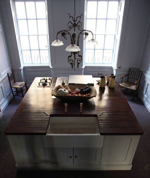 Berdoulat & Breakfast: The Kitchen
