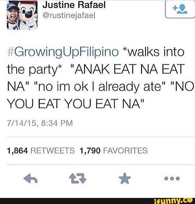 #GrowingUpFilipino