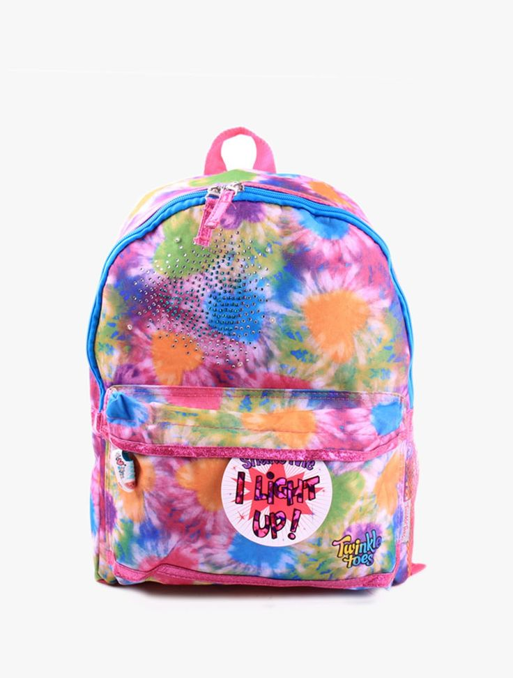 Skechers: Tie Dye Love Girl'S #Backpack