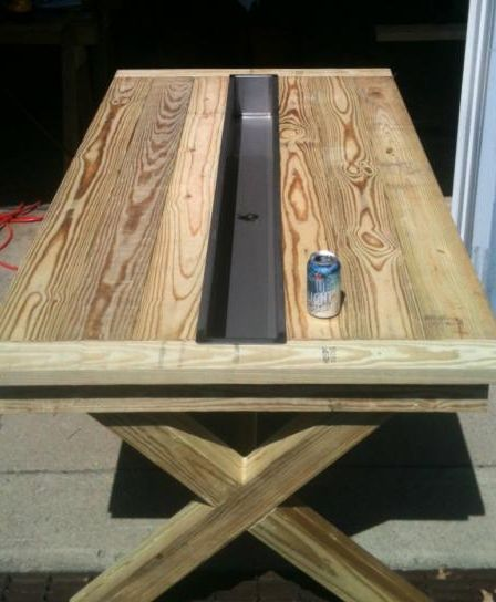 17 Best Images About Outdoor Tables On Pinterest Deck